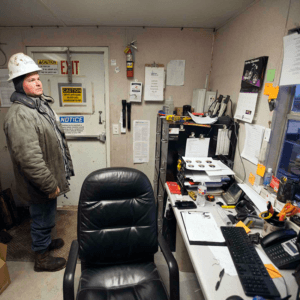 Photo of office for Oil Industry