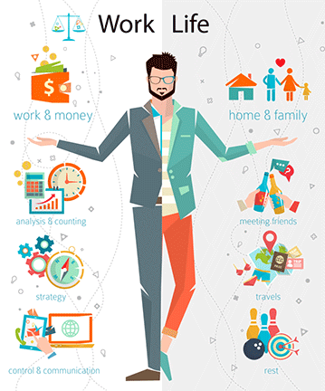 Finding Work & Life Balance